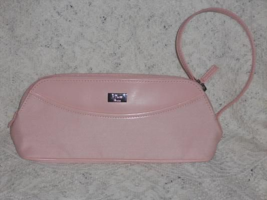 DIOR BEAUTY WRISTLET (BABY PINK) FREE SHIPPING $23