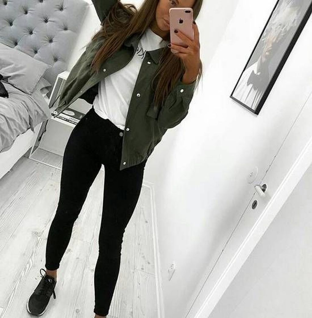 47 Excellent Spring Fashion Outfits Ideas For Teen Girls
