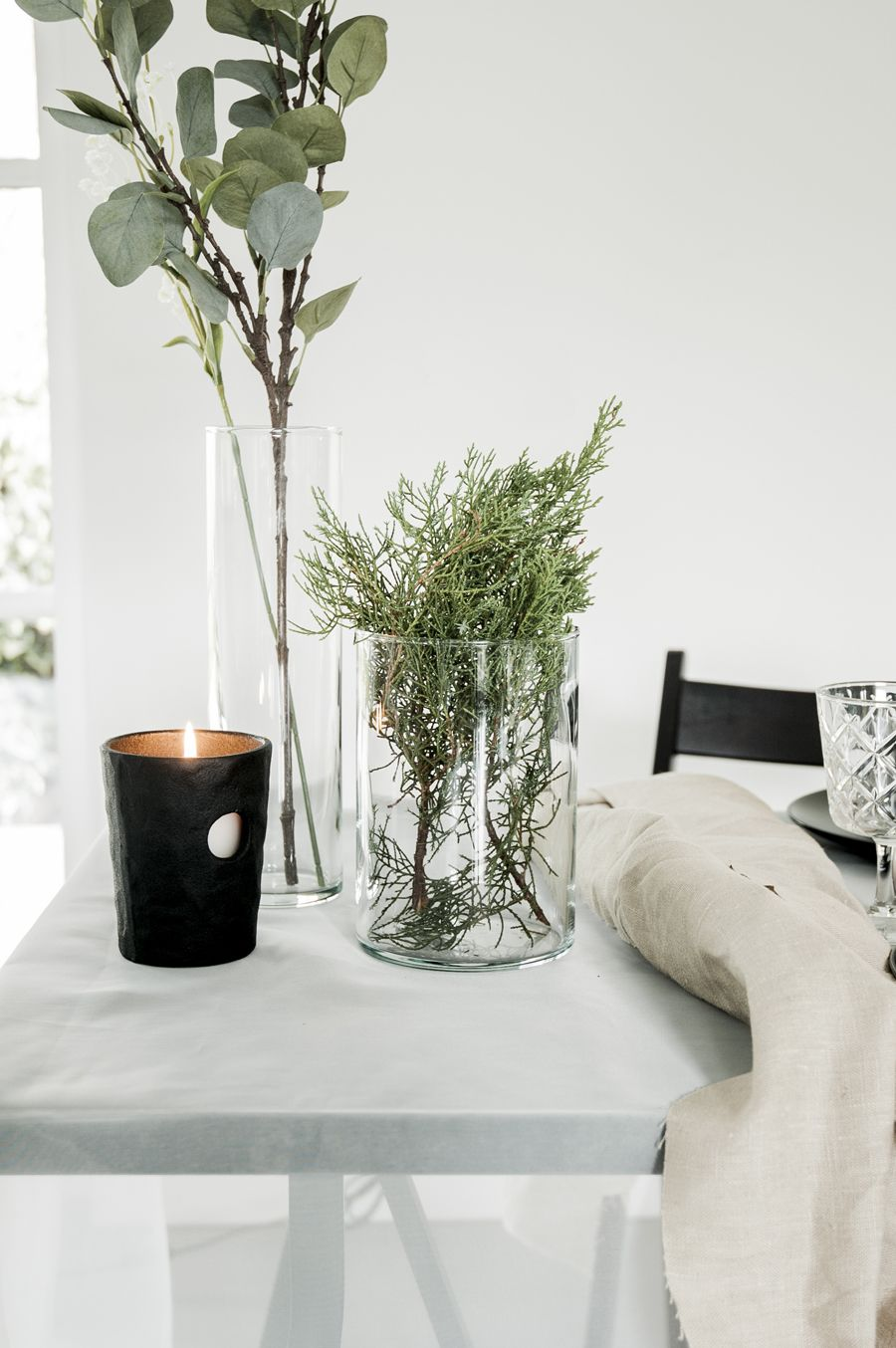 ikea christmas table | Ikea christmas, Studio and Interiors