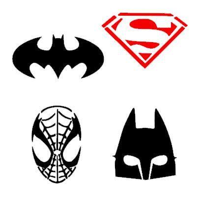 batman logo cake template.html
