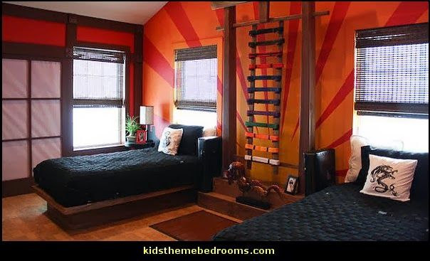 Art Themed Bedroom Ideas Amazing Inspiration