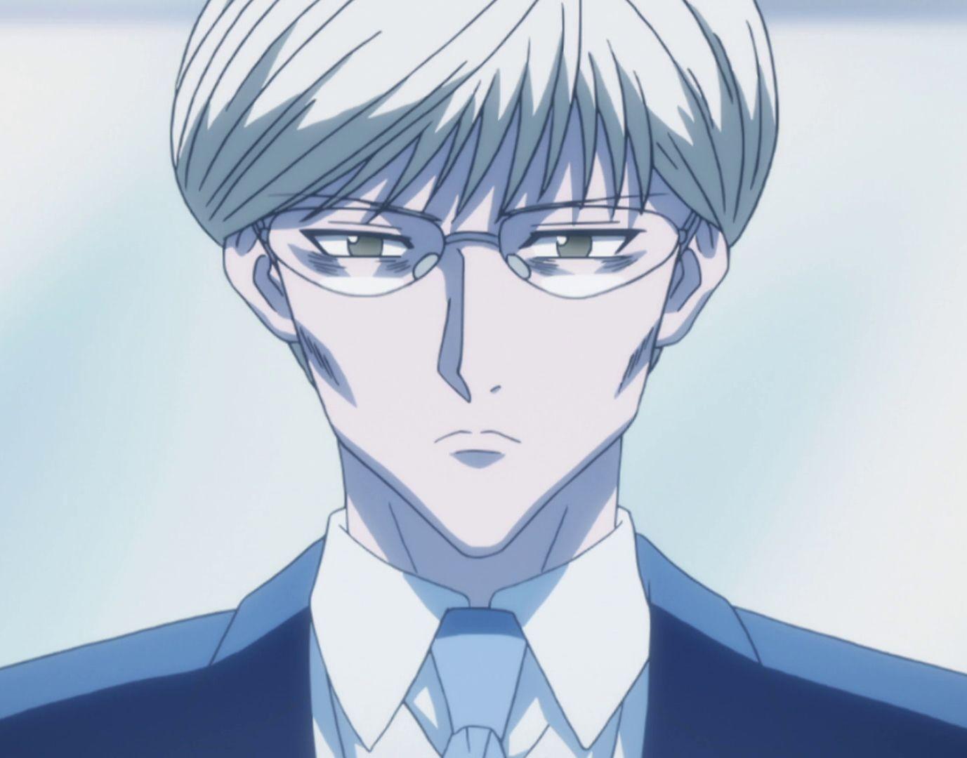 Knov With White Hair Hunter X Hunter Hunter X Hunter Anime Boyfriend Hunter