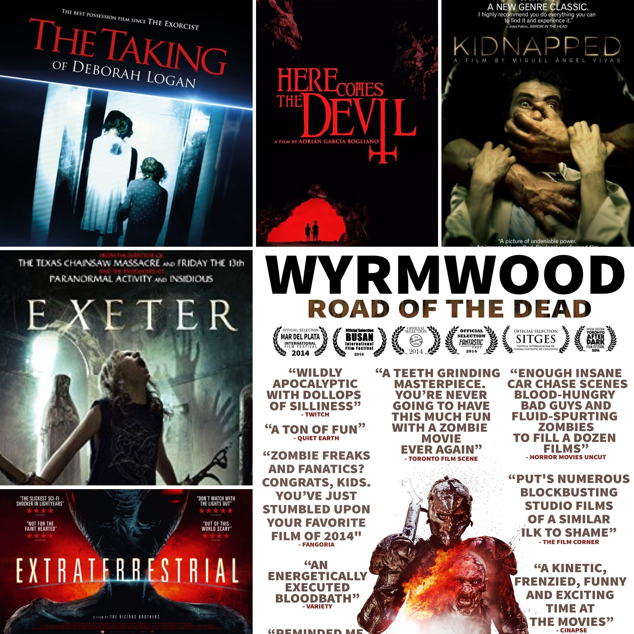 TOP HORROR FILMS ON NETFLIX: The Best Scary Movies You Haven't ...