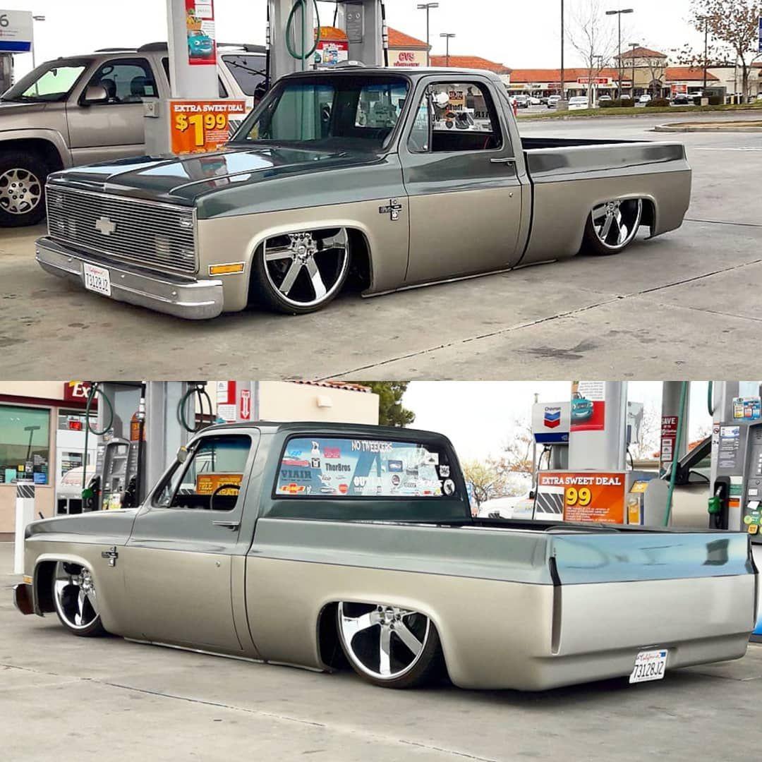 L Immagine Puo Contenere Auto Pickup Trucks Custom Chevy