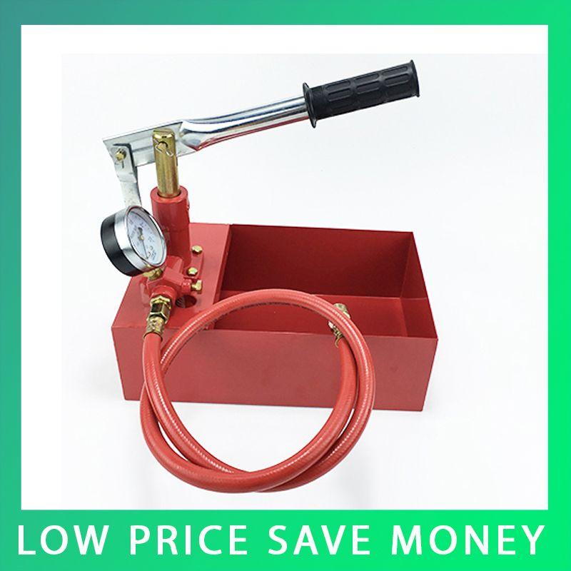 Sy 25 0 25kg Manual Pressure Testing Pump Pressure Pump Cheap Pumps Hydraulic