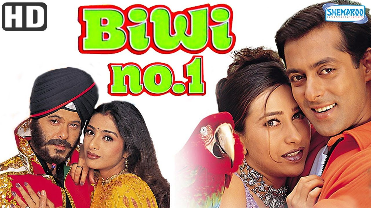 Biwi No.1 (HD) Full Comedy Movie – Salman Khan   Karishma Kapoor   Anil ...