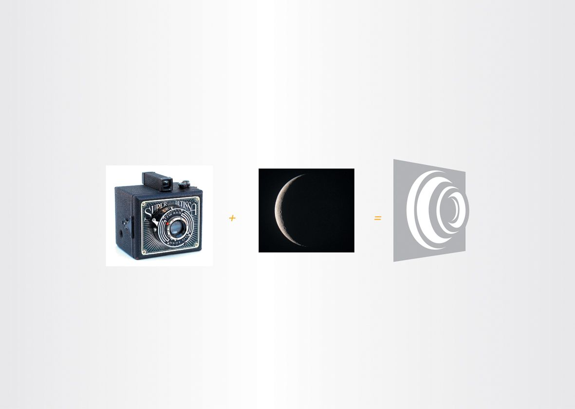 Lumiar photo + cinema Logo