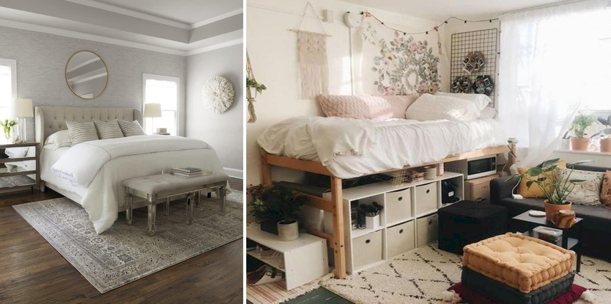 New Bedroom Design Pretty Bedrooms For Adults Ta Home Decor Dorm Room Inspiration Dorm Room Designs College Bedroom Decor