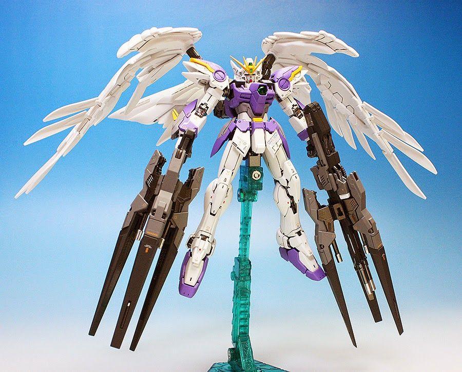14+ Wing Gundam Ew Rg Review Illustration