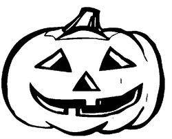Piccola Zucca Di Halloween Da Colorare Disegni Da Colorare Ad