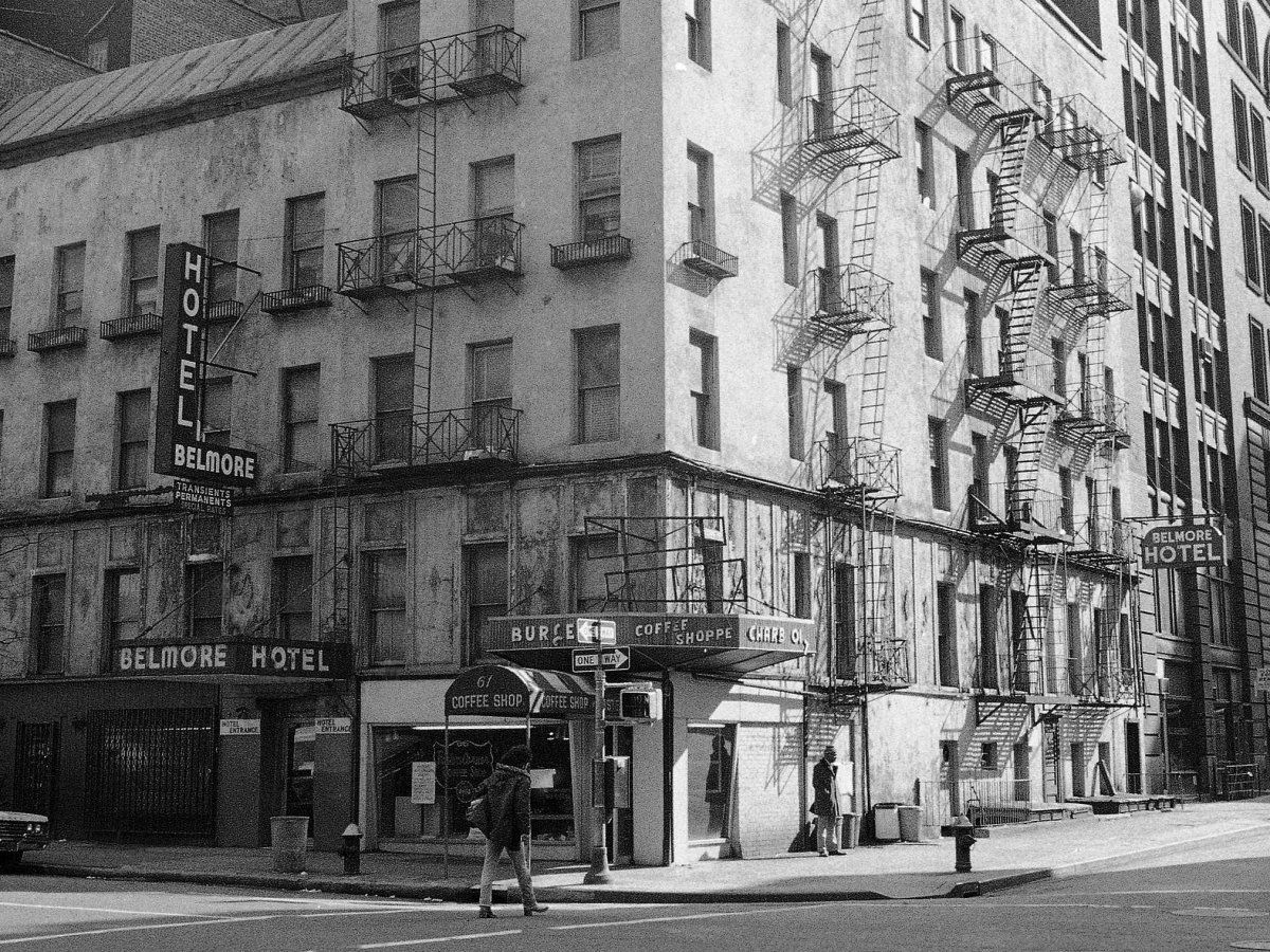 New York City Used To Be A Terrifying Place Photos