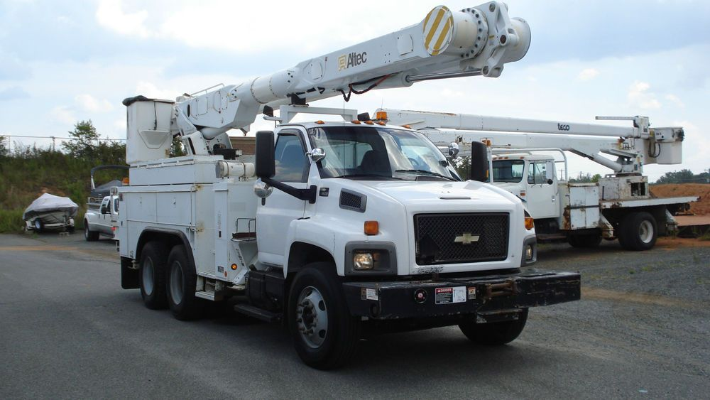 Us 19 000 00 Used In Ebay Motors Other Vehicles Trailers Commercial Trucks Boom Truck Trucks Utility Truck