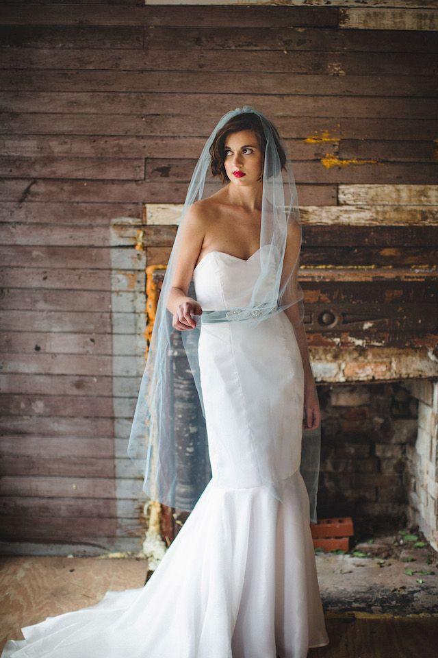 12 Ways To Accessorize Your Wedding Dress