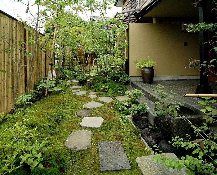Charming Zen Gardens U0026 Asian Garden Ideas (68 Imágenes)   InteriorZine