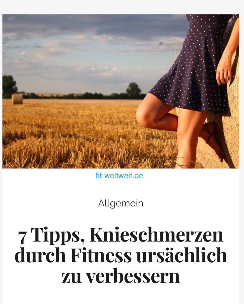 7 Tipps, Knieschmerzen nach dem Joggen ursächlich..
