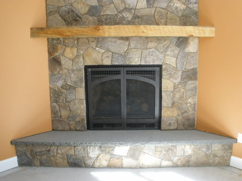 Natural Stone For Fireplace fireplace projects with thin natural stone veneer fireplace stone