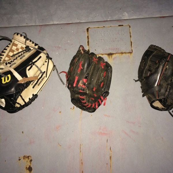 For Sale: Baseball Mitts for $15
