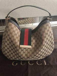 f372fdab7b0 Gucci Handbag With Monogram