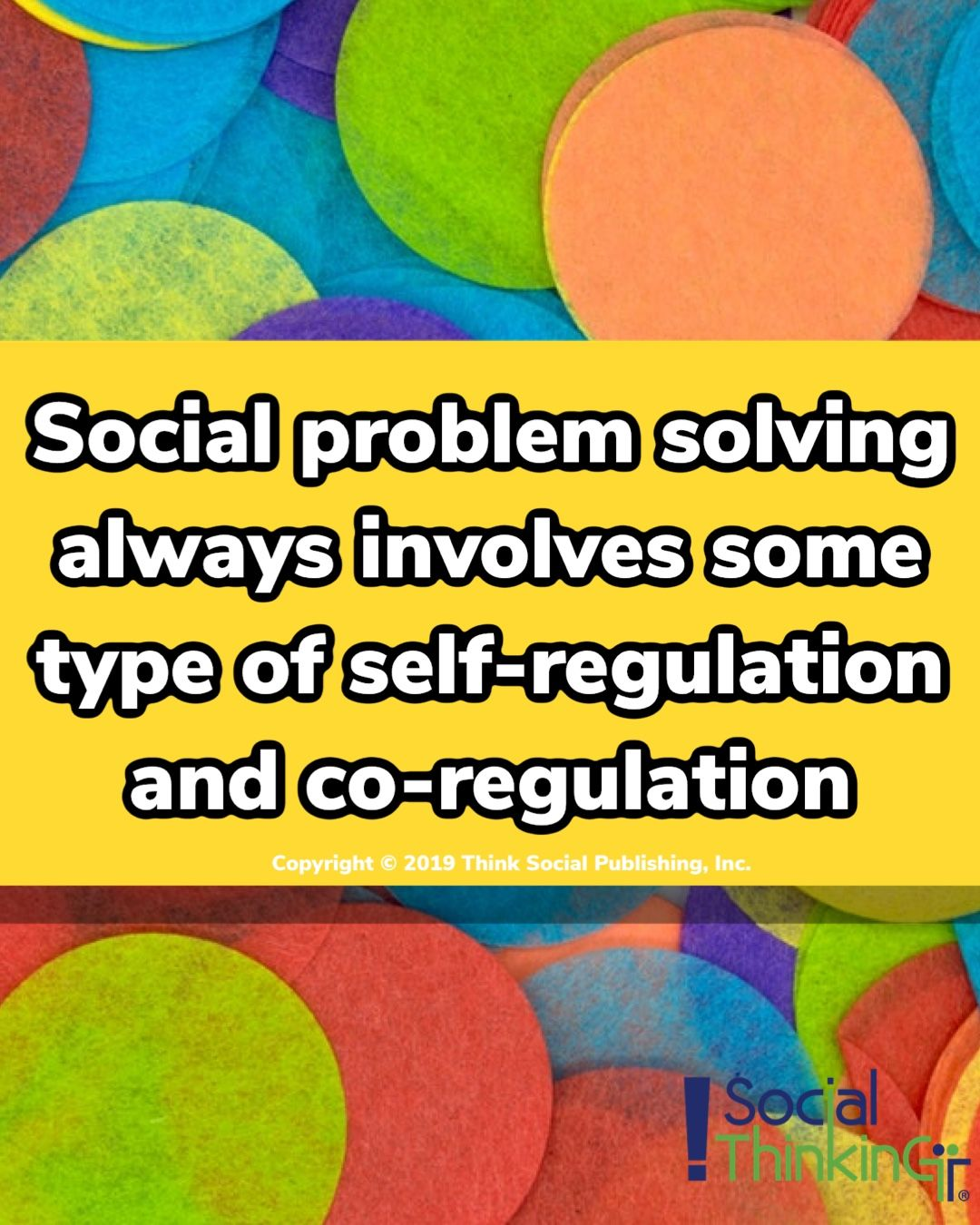 We Re Constantly Problem Solving Socially When
