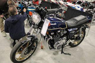 1980 Kawasaki KZ1000 MK2 for sale at the 2017 Mecum Las