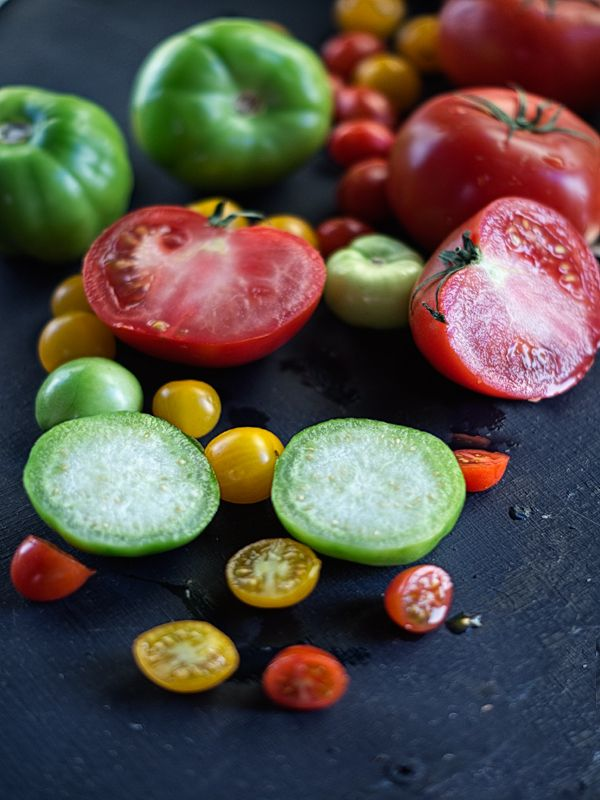 Tomatoes by Rustica blog