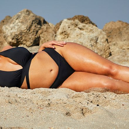 233cbe27e9 The summer of the little black bikini. Get in on this sexy trend with our  AshleyGraham  Ambassador Bikini. Click to shop.  AshleyGrahamxSwimsuitsForAll