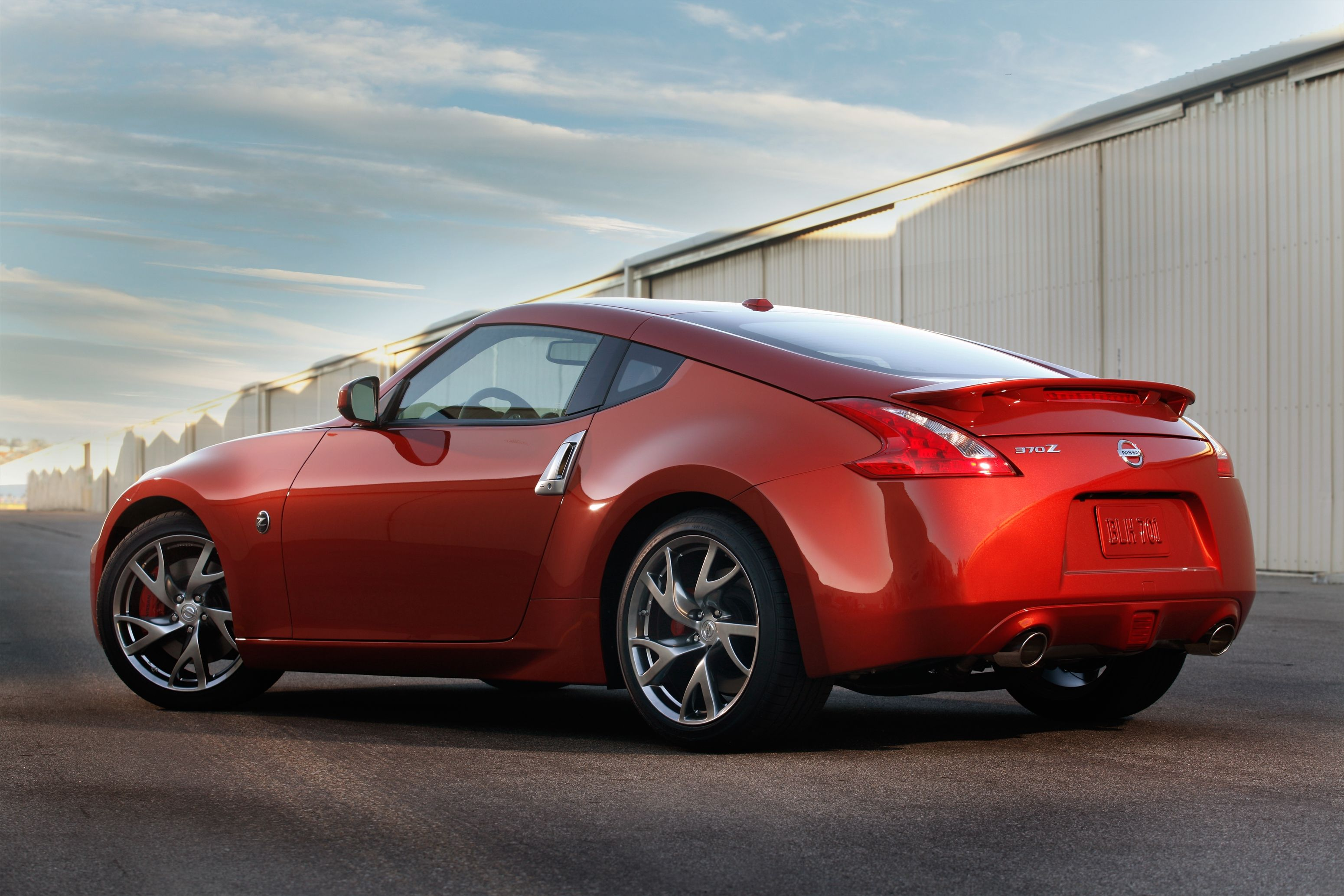 Nissan 370z coupe this is how i want to roll i use to have