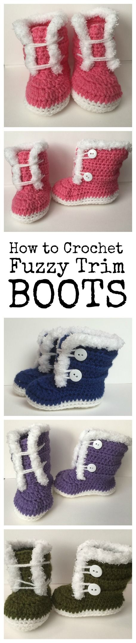 Pin by Lisa Horsfall on all boots and shoes | Pinterest | Crochet ...