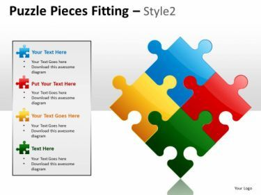 Puzzles Powerpoint Templates For Business Powerpoint Presentations