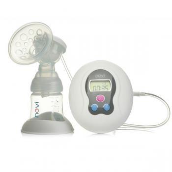 Breast Pump,NCVI Electric Breastfeeding Pump Suction Portable Automatic Massage