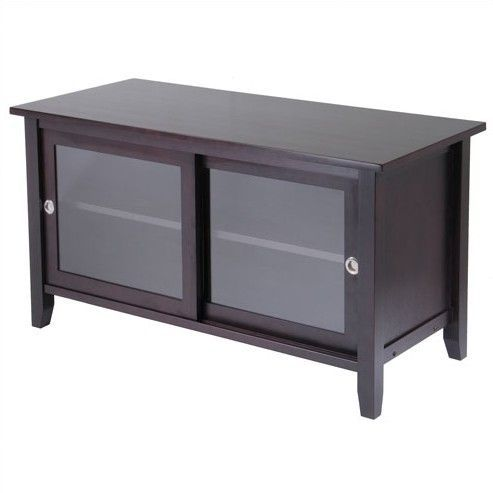 Espresso Tv Stand Home Entertainment Furniture Home Office Furniture Tv Stand Designs