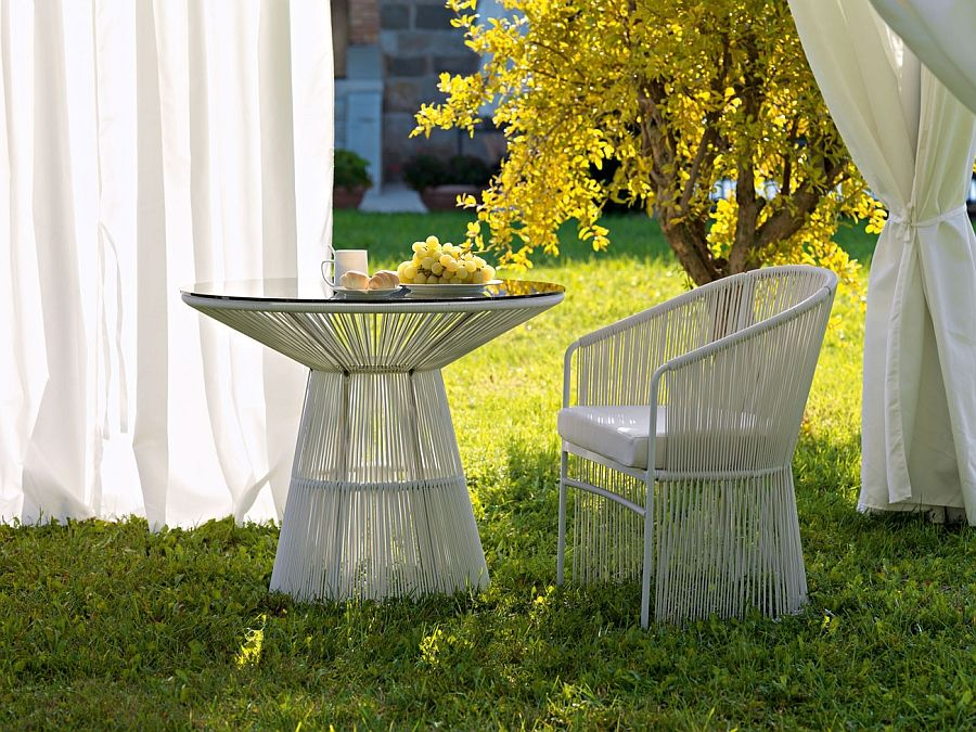 Luxurious Outdoor Decor Collection For A Trendy Summer Lounge