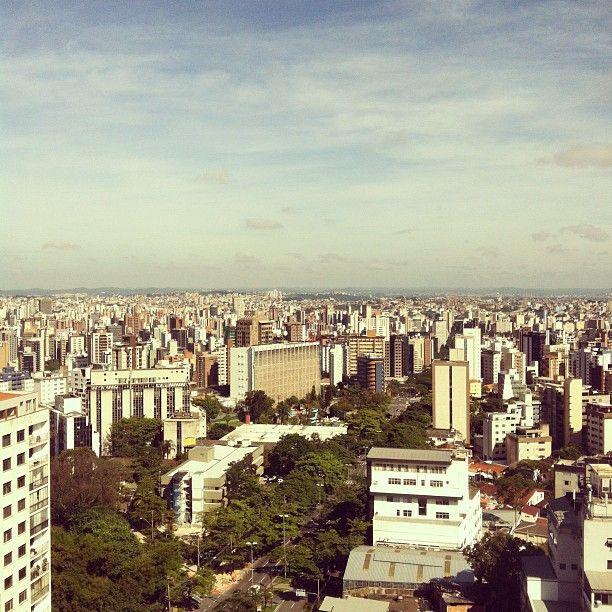 Belo Horizonte, by @gziller