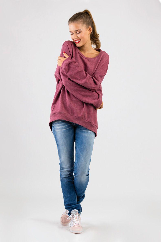 Schnittmuster Oversize Shirt Catrin