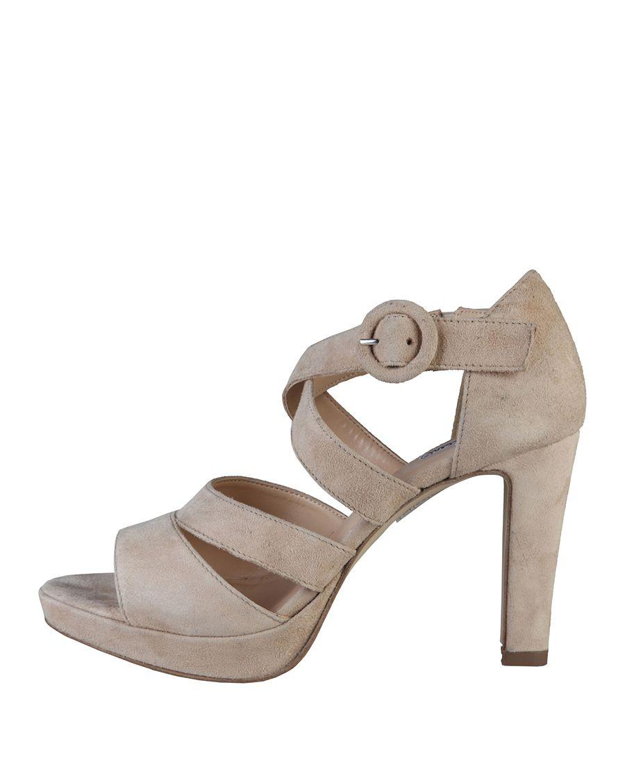 Arnaldo toscani - scarpe donna - collezione primavera/estate - sandali con chiusura regolabile alla caviglia - tomaia: v - Sandalo donna Marrone