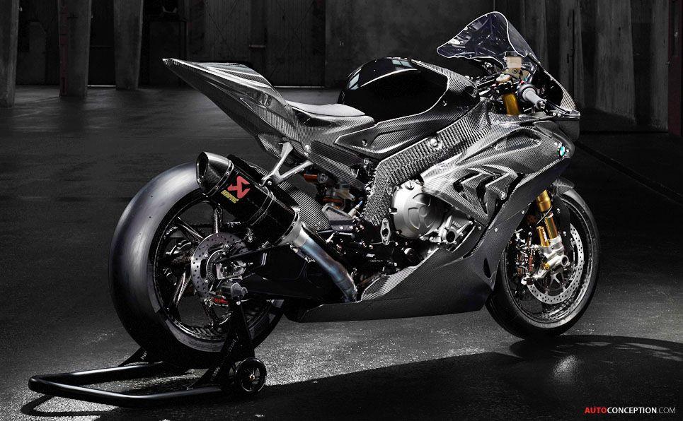 Bmw Reveals Carbon Fibre Framed Hp4 Race Advanced Prototype