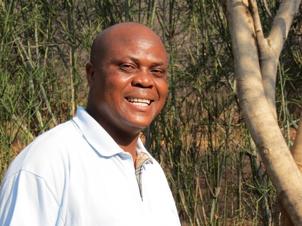 """Dennis -- Stanley Safari Lodge Camp Manager  """"I love the setup and views from the lodge are incredible. It feels like you are already at the Falls."""""""