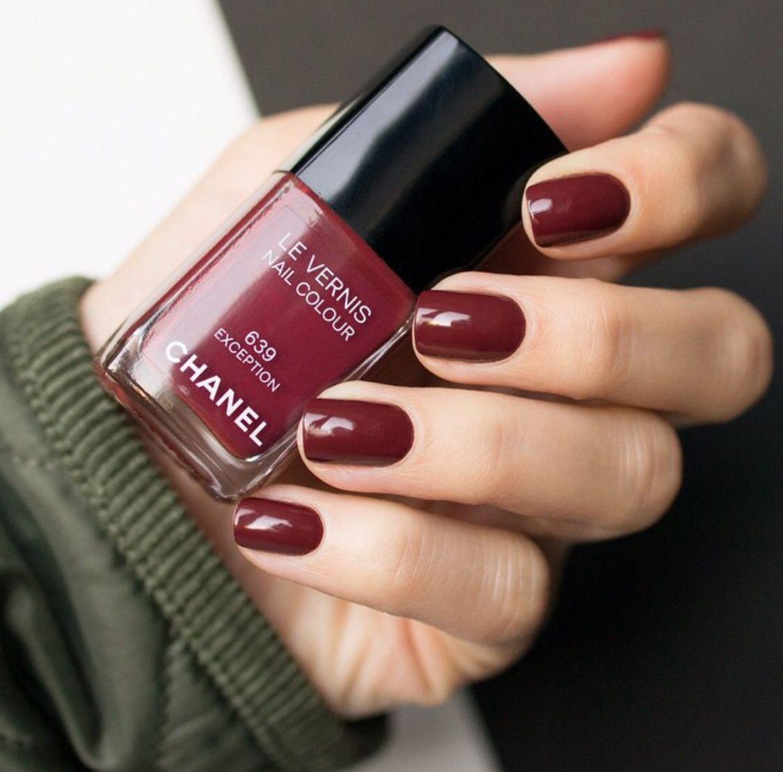 Chanel Nail Polish Nail Colors Nails