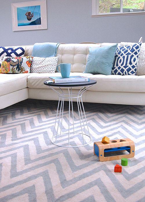 Wondrous Living With Kids Michelle Turchini Furniture White Creativecarmelina Interior Chair Design Creativecarmelinacom