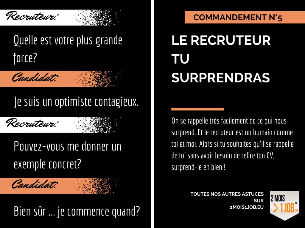 Le Blog Blog Emploi De Reve Emploi Formation Entretien Embauche