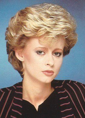 Best Hairstyles Blonde 80s Hairstyle 80s Short Hair Short Hair Styles Hair Styles