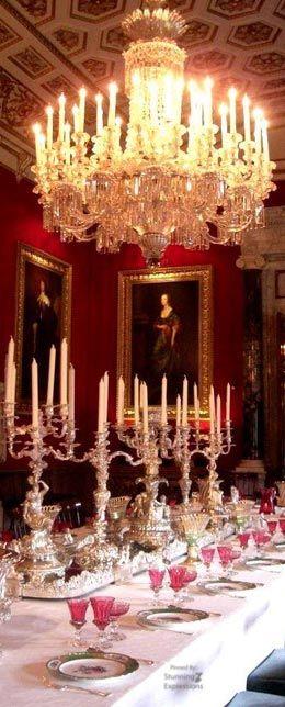 Chatsworth House Interior Layout: Chatsworth House - Derbyshire