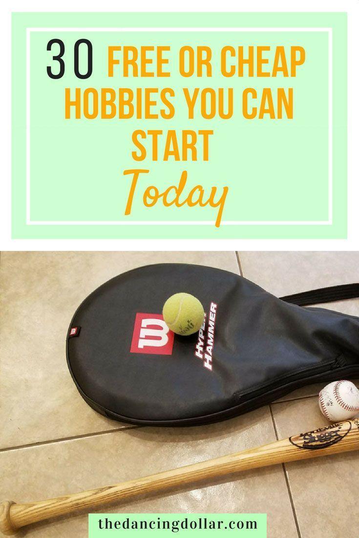 Photo of 30 kostenlose oder günstige Hobbys zum Starten. Fein ein preiswertes Hobby. – #cheap #fine # …