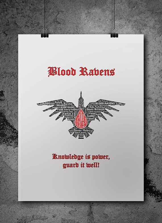 Blood Ravens Warhammer 40K by ZsaMoDesign