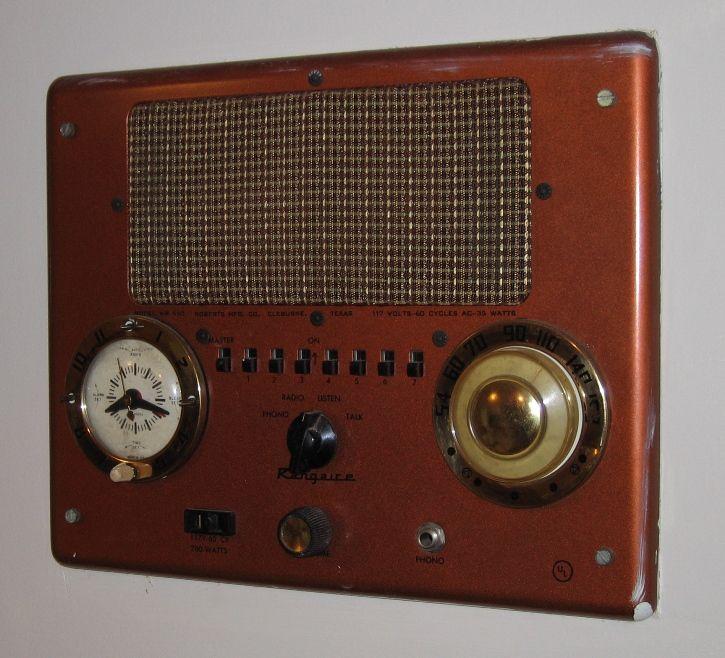 Home Intercom System 1960 Google Search