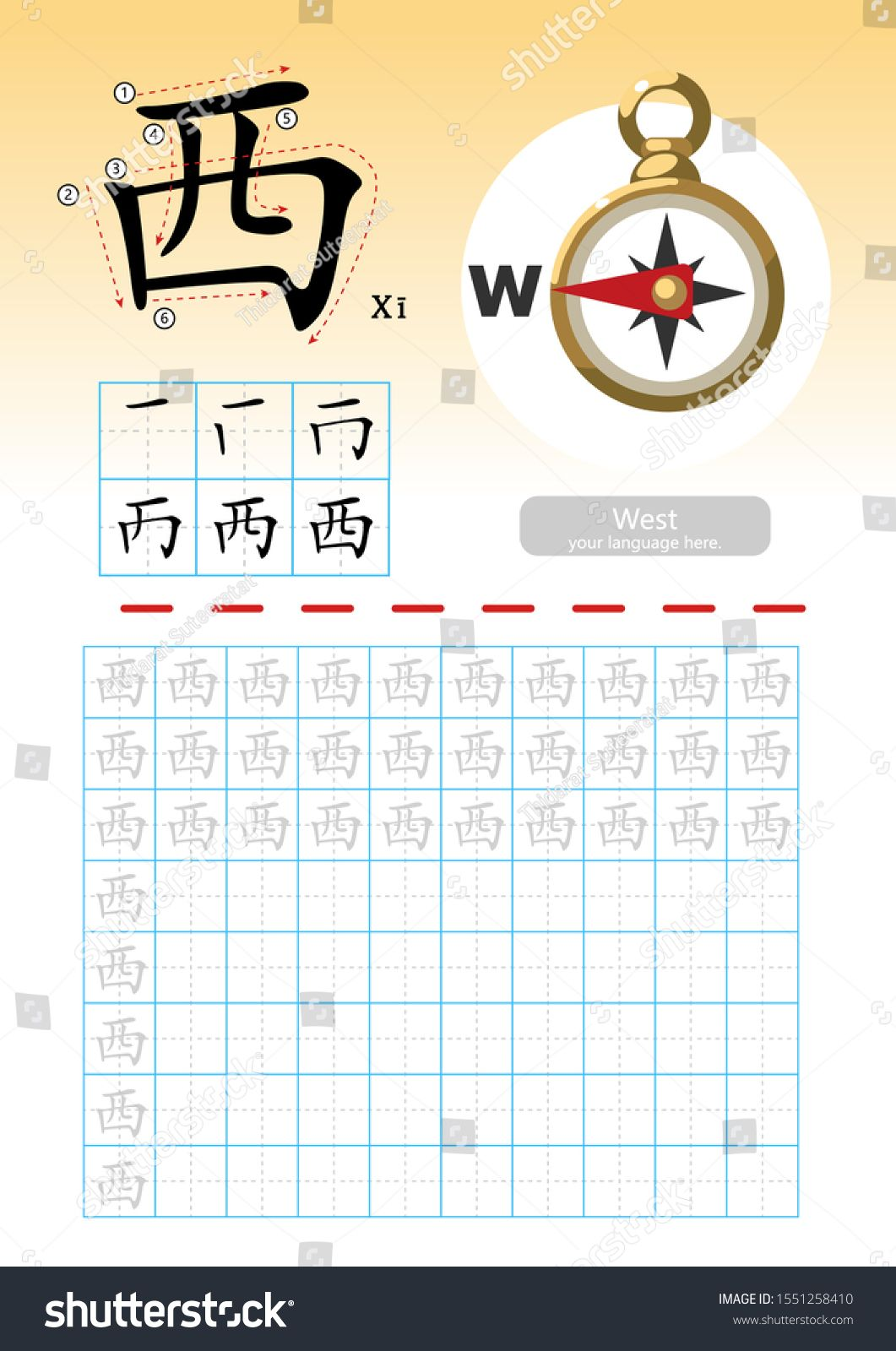Learning Chinese vocabulary , Learn how to write Chinese ...