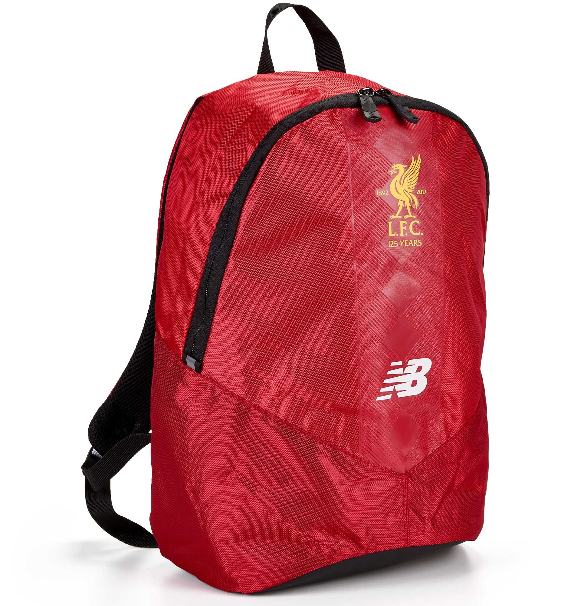0a24c1ae358 New Balance Liverpool Backpack – High Risk Red