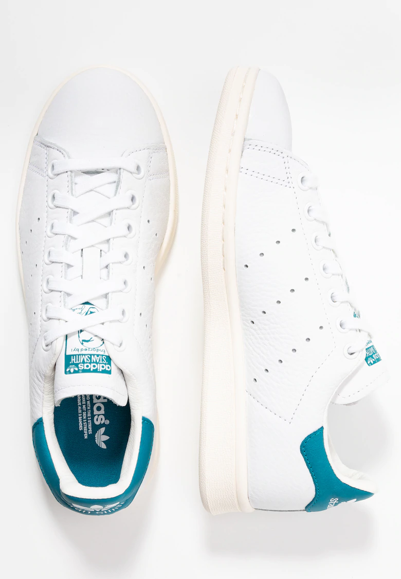 footwear #Joggesko #Smith #Stan #tealoffwhite #whiteactive