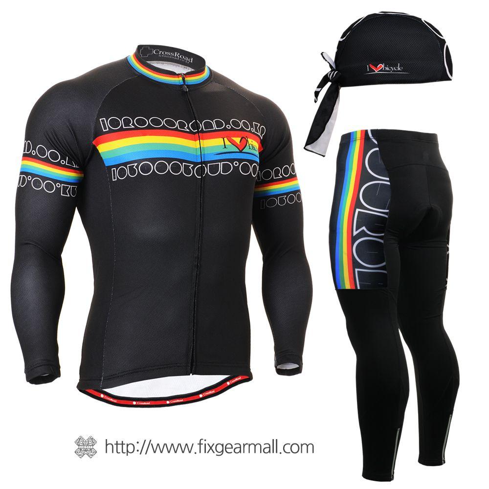 Fixgearmall Fixgear Men S Cycling Jersey Pants Set Model No
