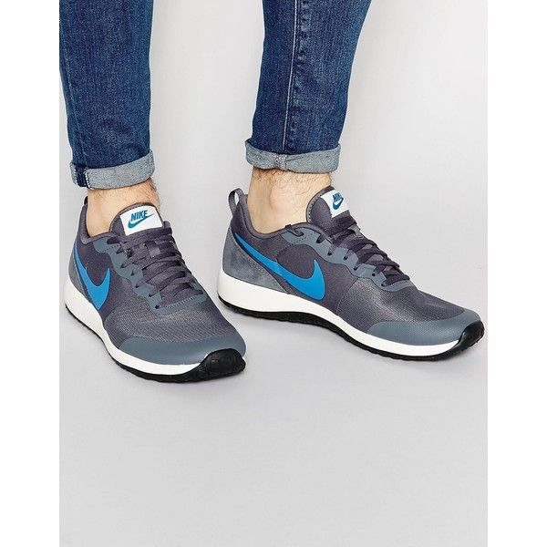 Nike Elite Shinsen Trainers 801780-041 (107 CAD) ❤ liked on Polyvore  featuring